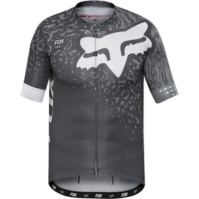Fox Ascent Comp Maillot manches courtes Homme, charcoal